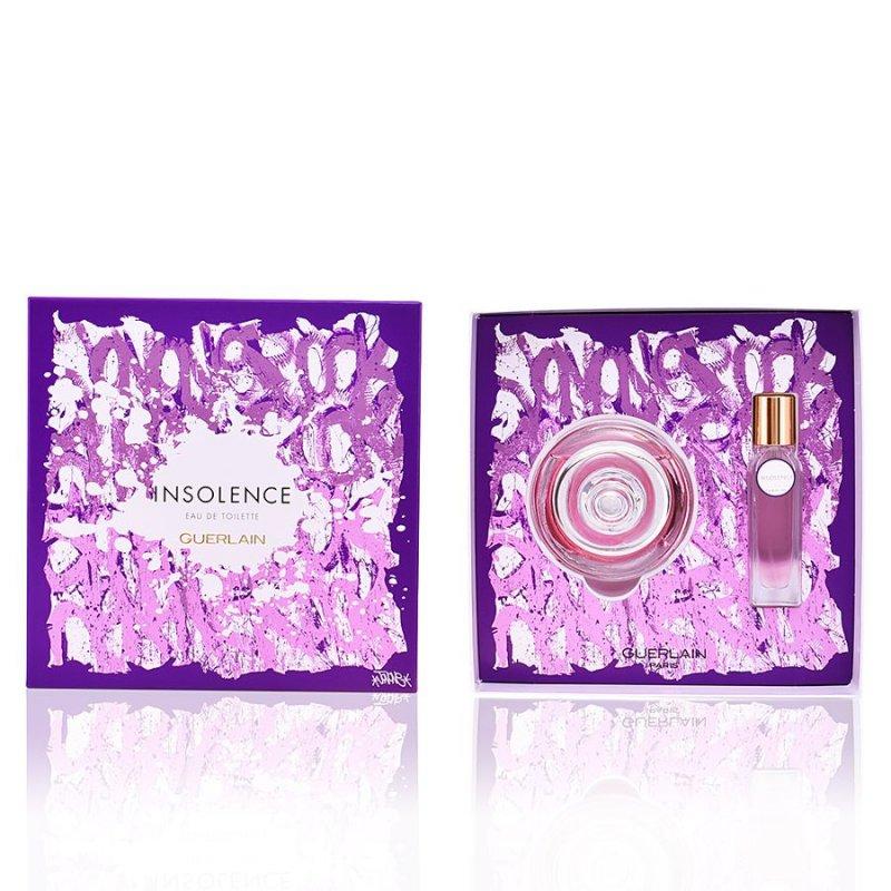 Image of   Guerlain Parfume - Insolence Edt 50 Ml + Edt 15 Ml - Gavesæt