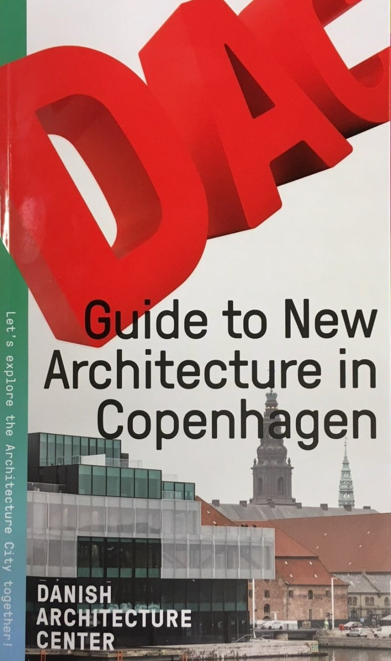 Image of   Guide To New Architecture In Copenhagen - Diverse - Bog