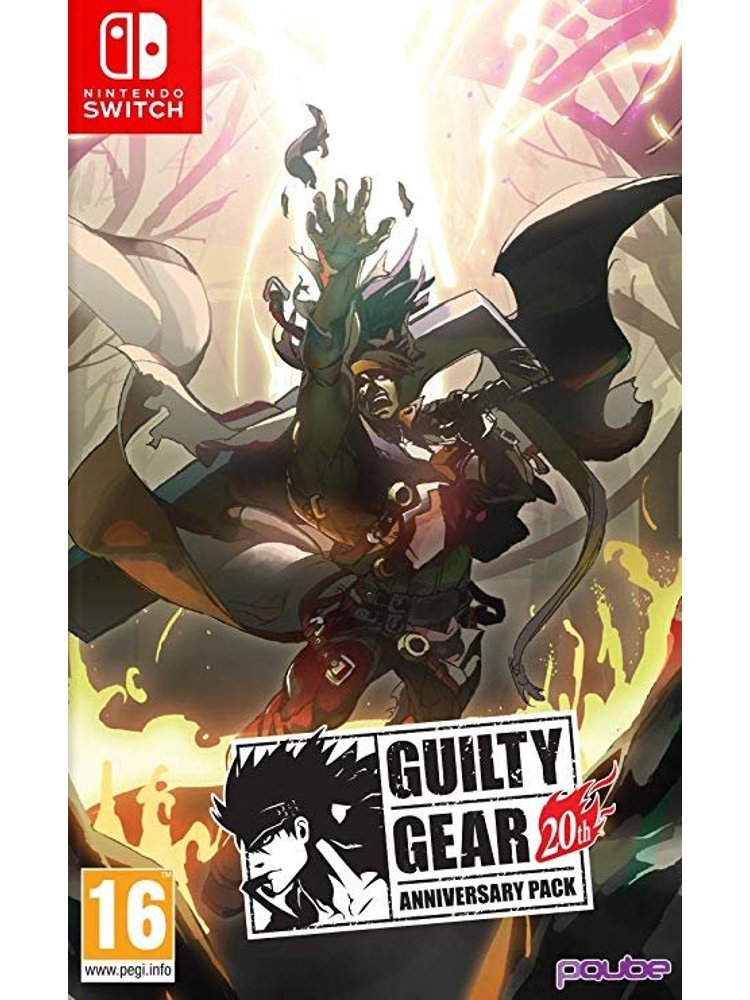 Image of   Guilty Gear 20th Anniversary Pack - Nintendo Switch