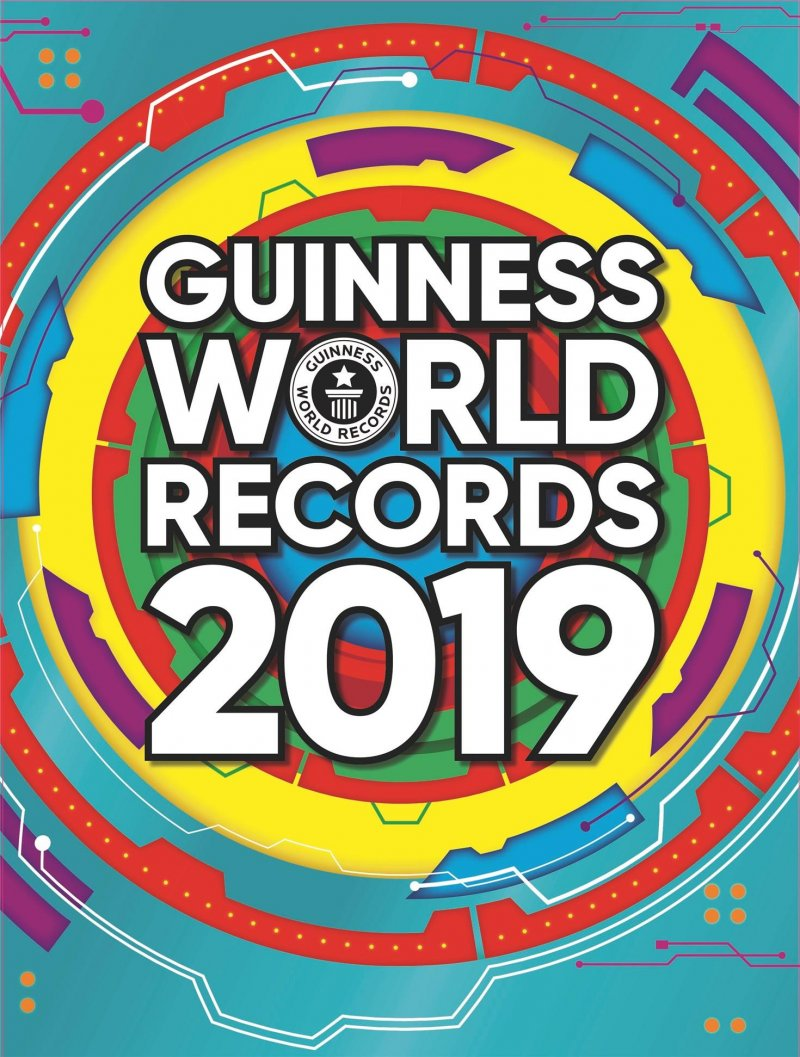 Image of   Guinness Rekordbog 2019 / Guinness World Records 2019 - Guinness World Records - Bog