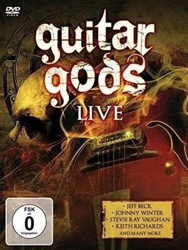 Guitar Gods - DVD - Film