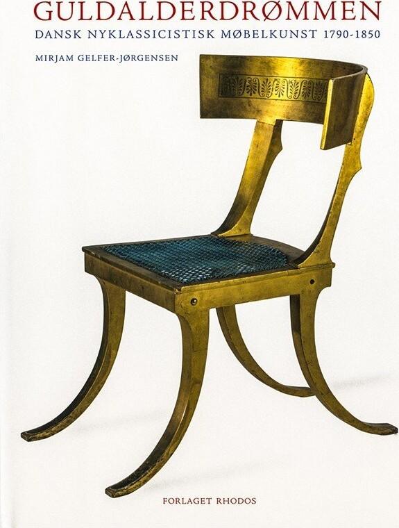 Billede af Guldalderdrømmen - Mirjam Gelfer-jørgensen - Bog
