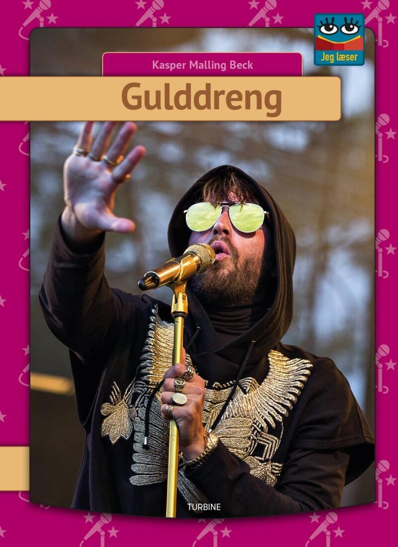 Image of   Gulddreng - Kasper Malling Beck - Bog