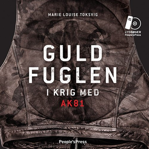 Guldfuglen - Marie Louise Toksvig - Cd Lydbog