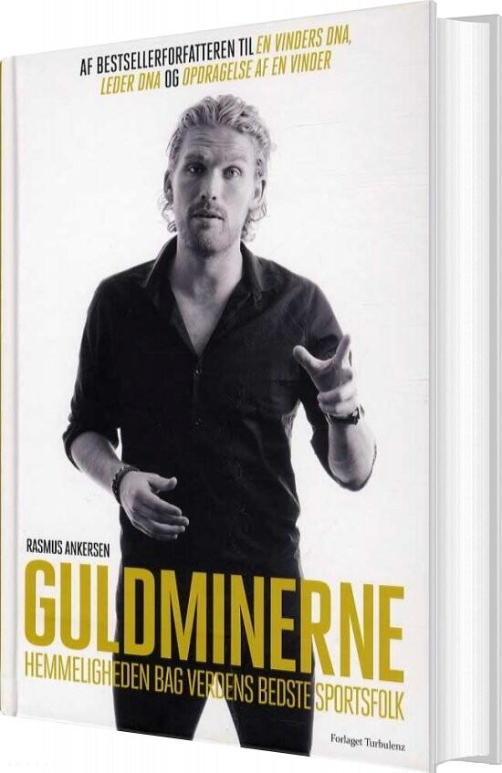 Billede af Guldminerne - Rasmus Ankersen - Bog