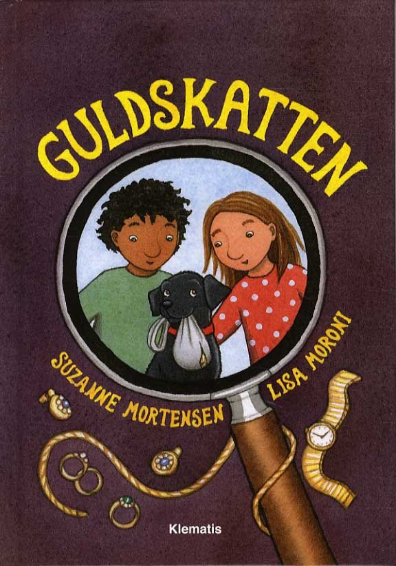 Image of   Guldskatten - Suzanne Mortensen - Bog