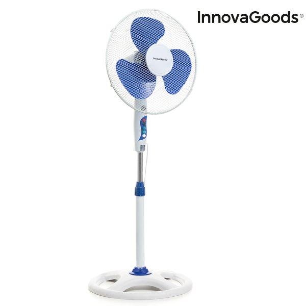 Image of   Gulvventilator - Ventilator Med Fod - Innovagoods