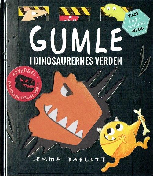 Gumle I Dinosaurernes Verden - Emma Yarlett - Bog