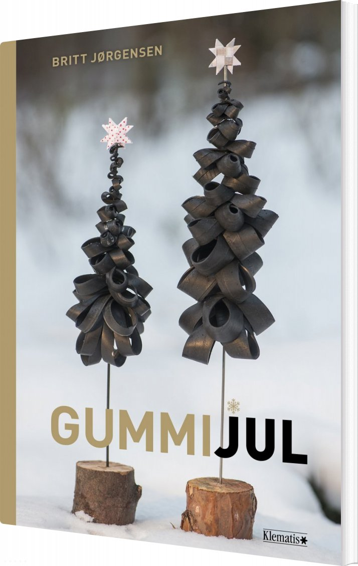 Billede af Gummi Jul - Britt Jørgensen - Bog