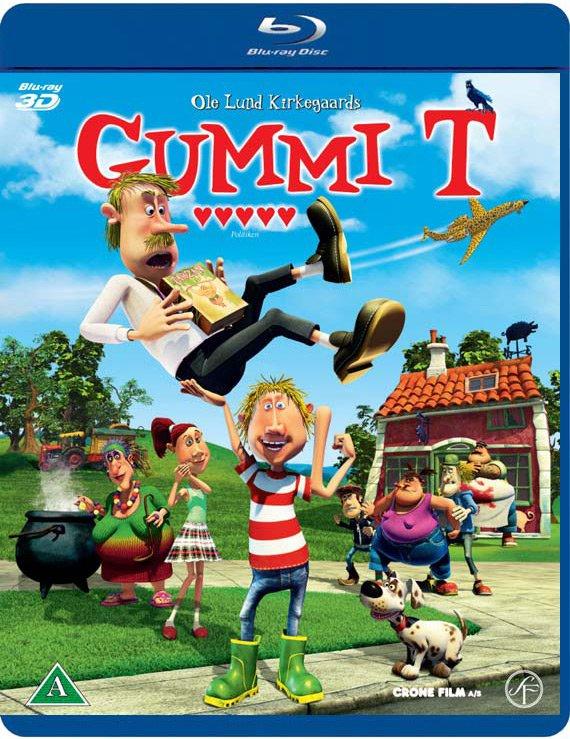 Image of   Gummi T - 3D Blu-Ray