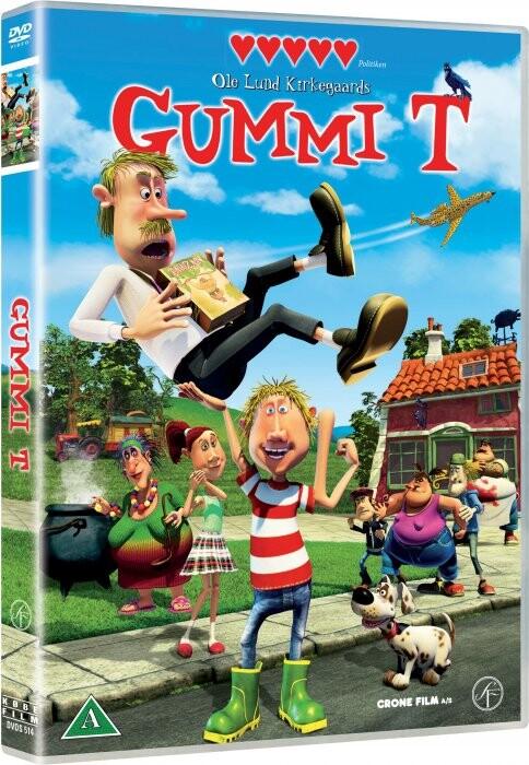 Billede af Gummi T - DVD - Film