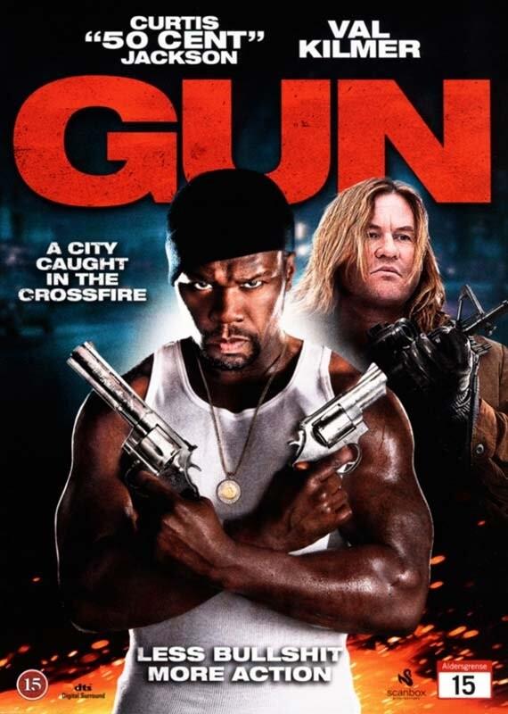 Image of   Gun - DVD - Film