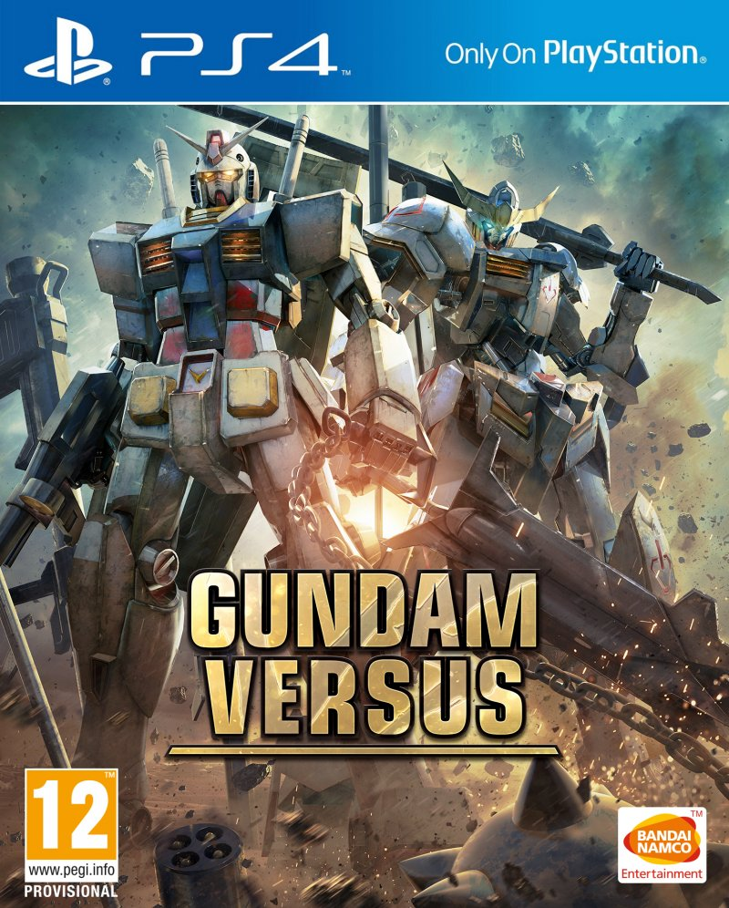 Image of   Gundam Versus - PS4