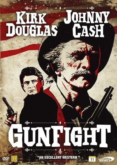 Image of   Gunfight - DVD - Film