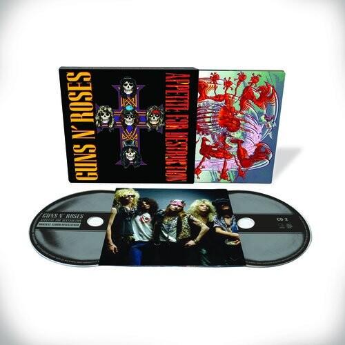 Guns N Roses - Appetite For Destruction - Limited Deluxe Edition - CD