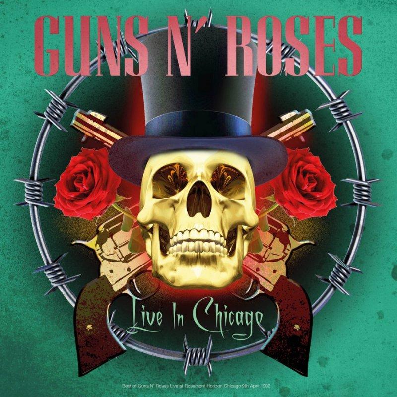 Guns N Roses - Live In Chicago - CD