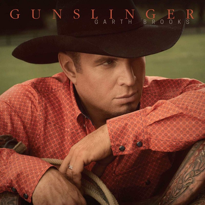 Image of   Garth Brooks - Gunslinger - CD