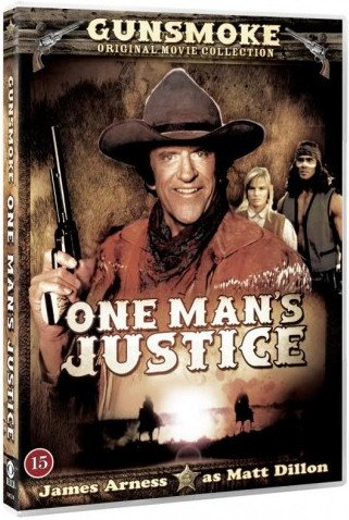 Image of   Gunsmoke - One Mans Justice - DVD - Film