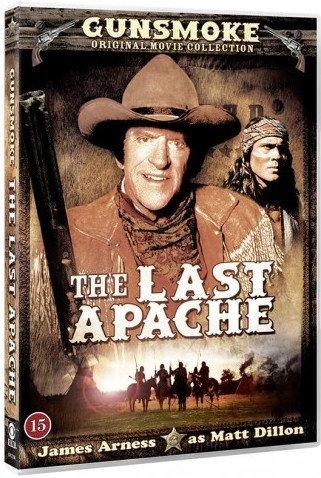 Image of   Gunsmoke - The Last Apache - DVD - Film