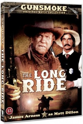 Gunsmoke - The Long Ride - DVD - Film