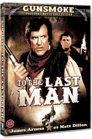 Gunsmoke - To The Last Man - DVD - Film