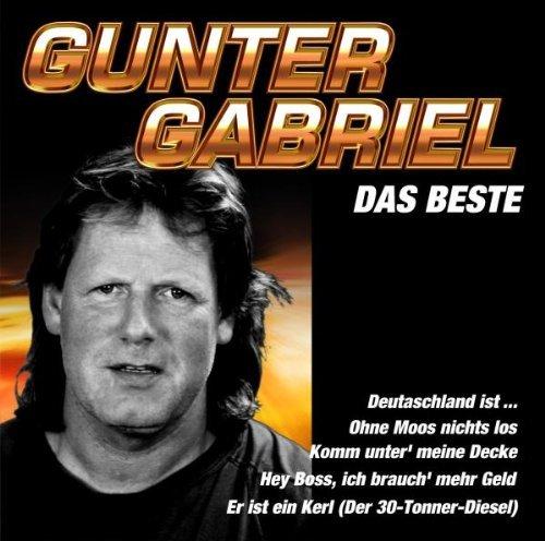 Image of   Gunter Gabriel - Das Beste - CD