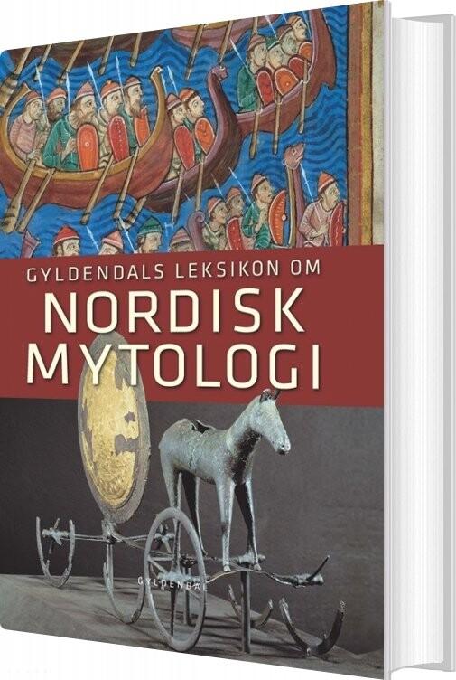 Billede af Gyldendals Leksikon Om Nordisk Mytologi - Finn Stefansson - Bog