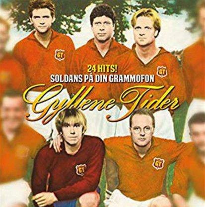 Image of   Gyllene Tider - Soldans På Din Grammofon - 24 Hits - CD