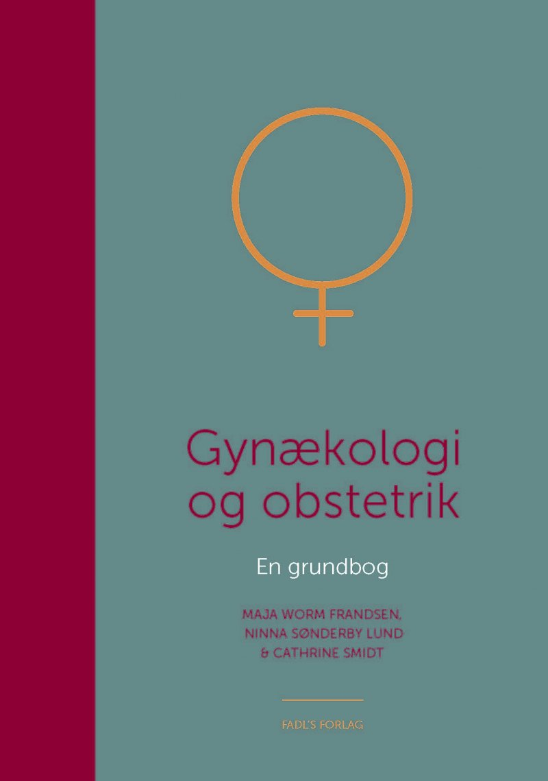 Image of   Gynækologi Og Obstetrik - Maja Worm Frandsen - Bog