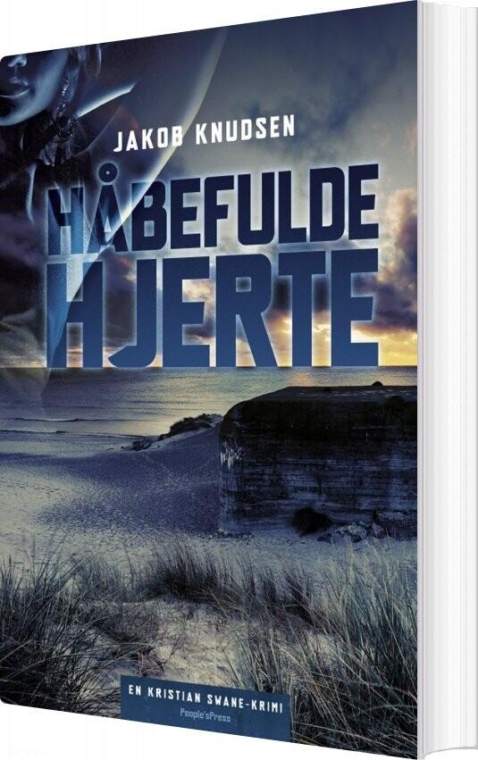 Image of   Håbefulde Hjerte - Jakob Knudsen - Bog