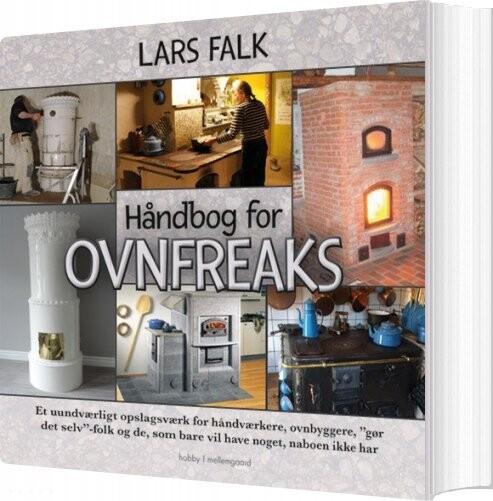 Image of   Håndbog For Ovnfreaks - Lars Falk - Bog