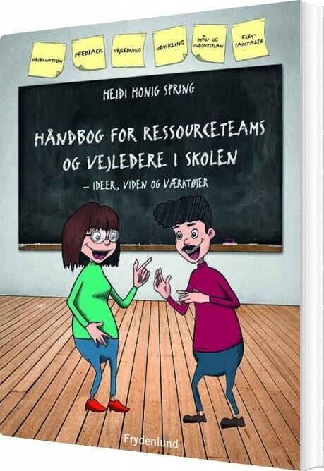 Image of   Håndbog For Ressourceteams Og Vejledere I Skolen - Heidi Honig Spring - Bog