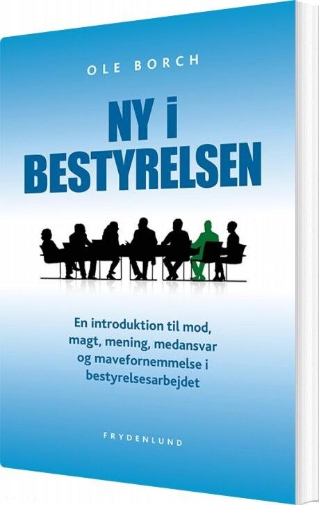 Image of   Ny I Bestyrelsen - Ole Borch - Bog