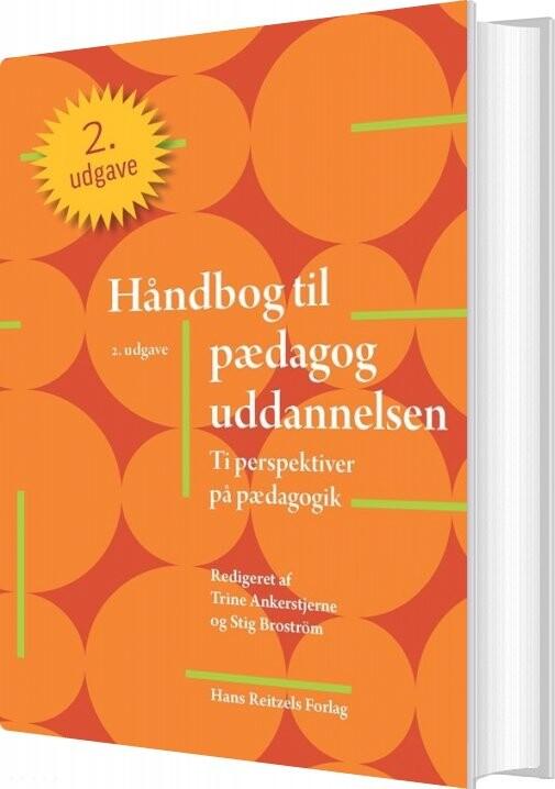 Håndbog Til Pædagoguddannelsen - Kim Foss Hansen - Bog