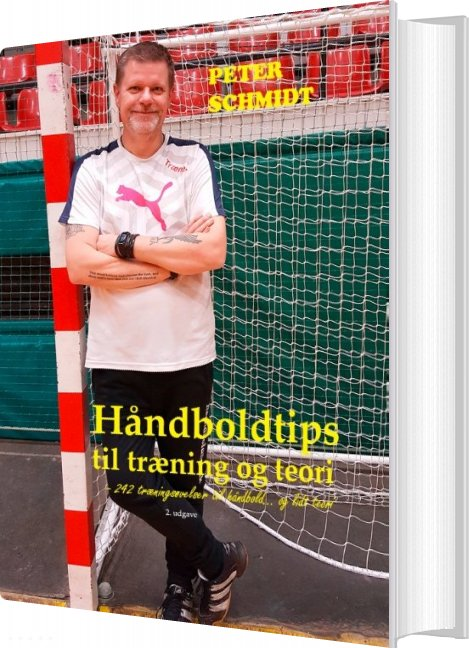 Image of   Håndboldtips Til Træning Og Teori - Peter Schmidt - Bog