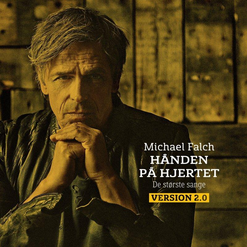 Michael Falch - Hånden På Hjertet - De Største Sange Version 2.0 - CD
