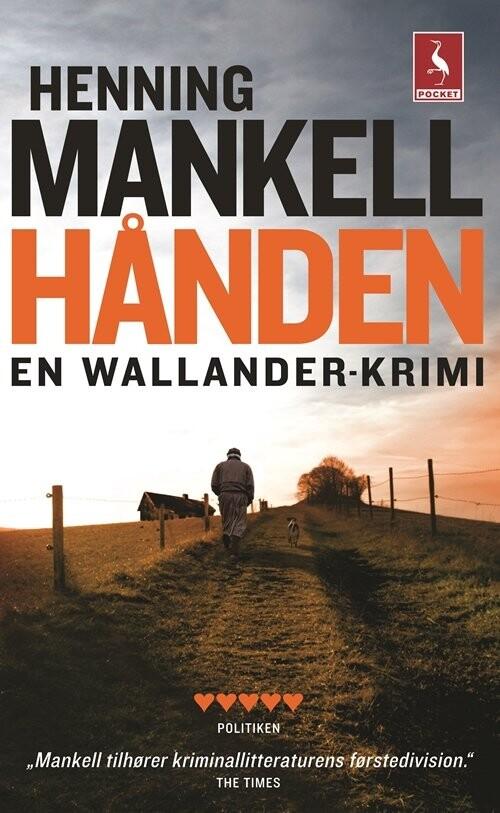 Image of   Hånden - Henning Mankell - Bog