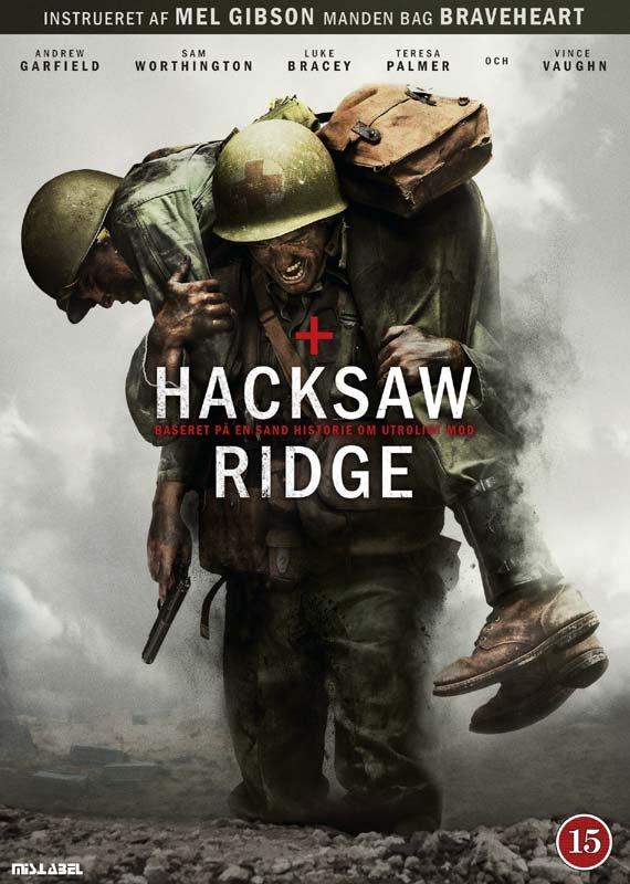 Image of   Hacksaw Ridge - DVD - Film