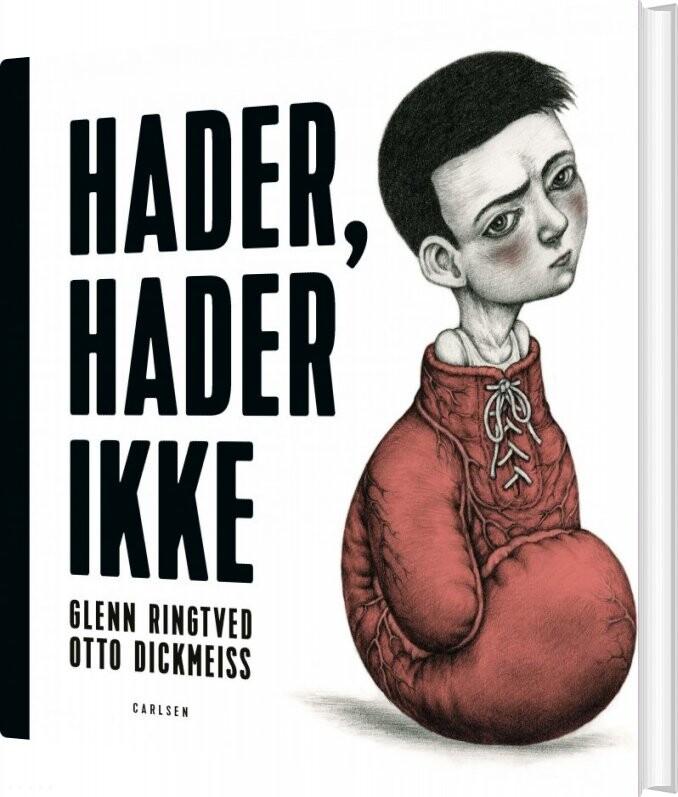 Hader, Hader Ikke - Glenn Ringtved - Bog
