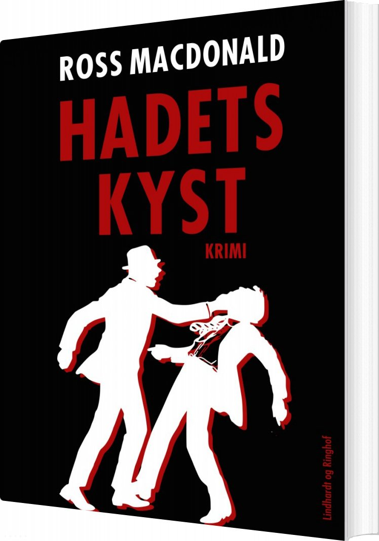 Image of   Hadets Kyst - Ross Macdonald - Bog