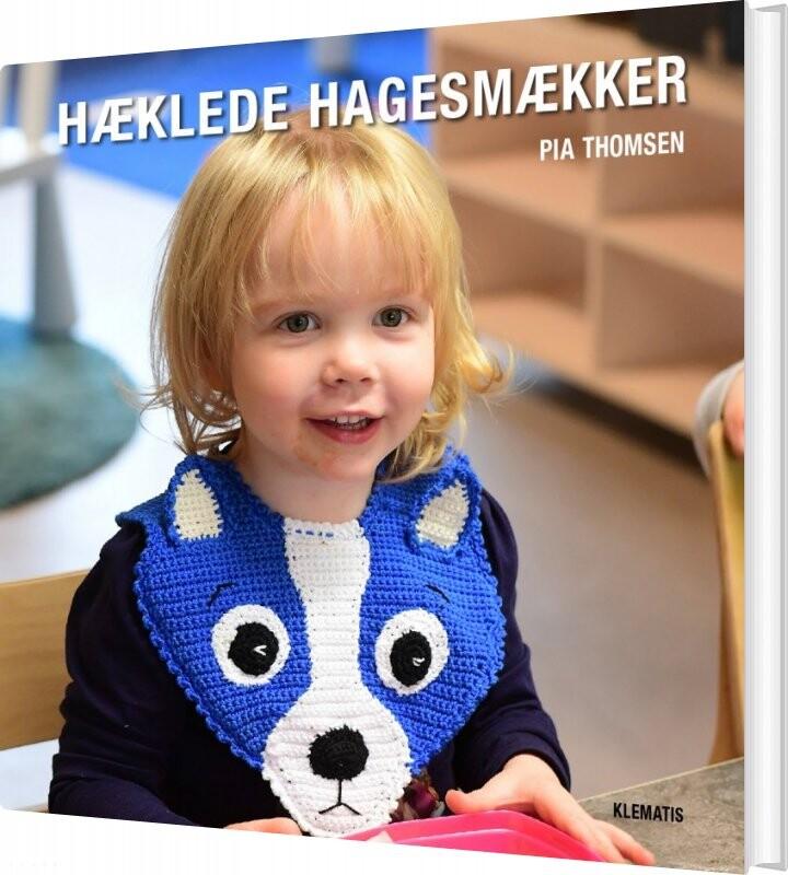 Image of   Hæklede Hagesmækker - Pia Thomsen - Bog