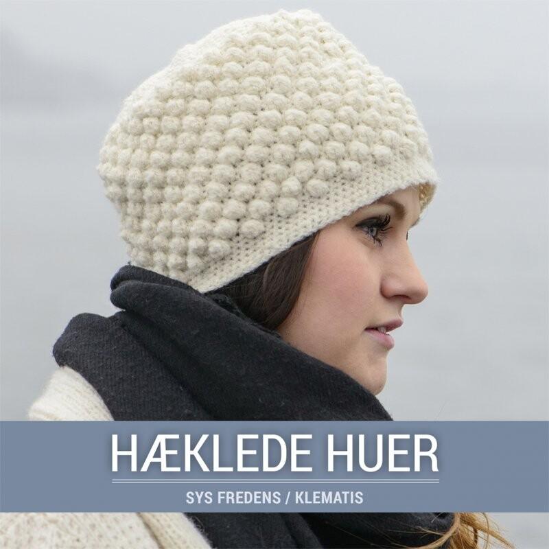 Image of   Hæklede Huer - Sys Fredens - Bog