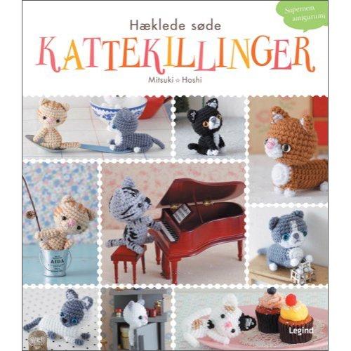 Image of   Hæklede Kattekillinger - Mitsuki - Bog