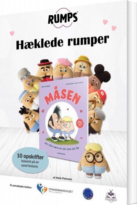 Hæklede Rumper - Helle Petersen - Bog