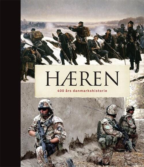 Hæren - Jens Ole Christensen - Bog