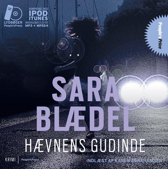 Image of   Hævnens Gudinde - Sara Blædel - Cd Lydbog