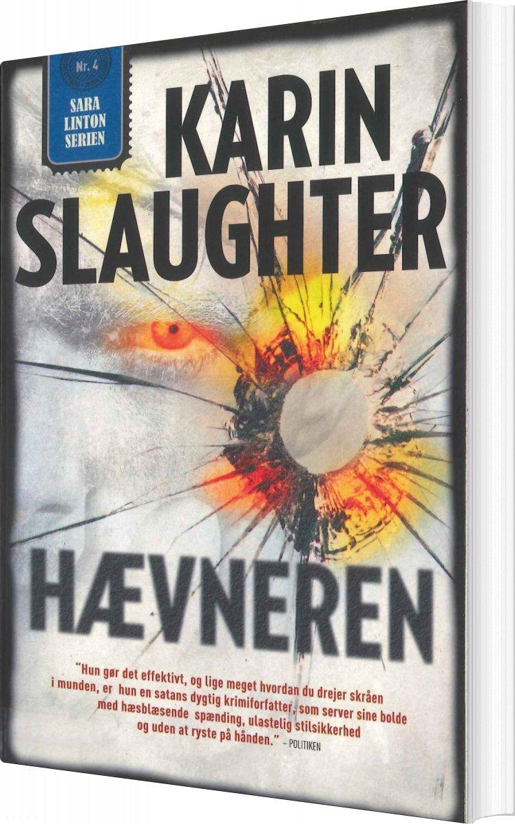 Hævneren - Karin Slaughter - Bog