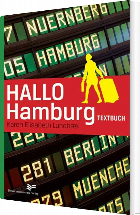 Hallo Hamburg - Karen Elisabeth Lundbæk - Bog