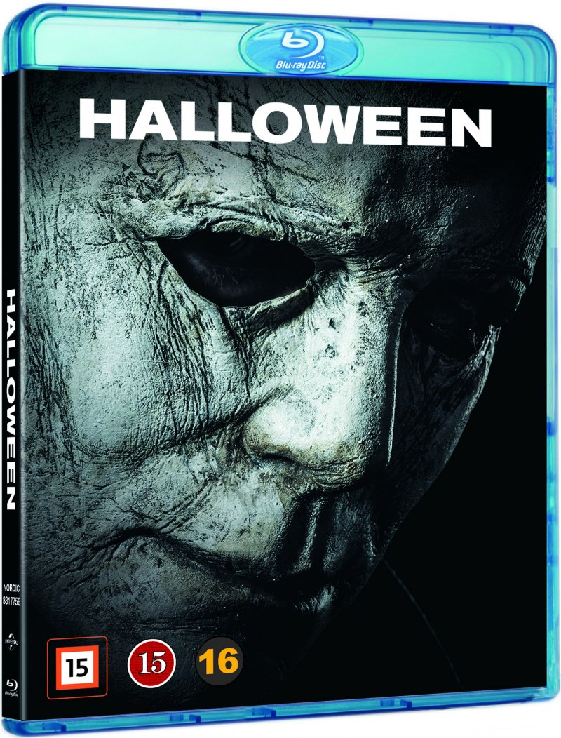 Image of   Halloween - 2018 - Blu-Ray