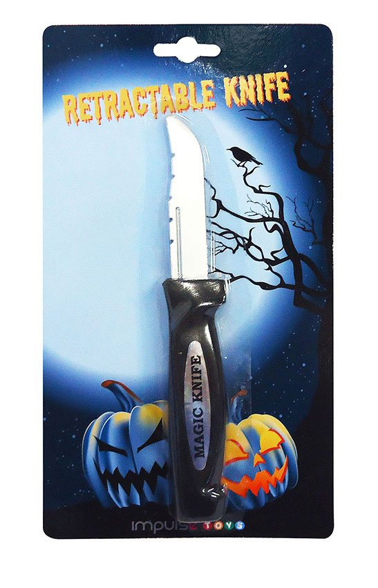 Halloweenpynt - Magisk Kniv